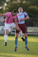 Wexford Youths 1-2 Mervue Utd
