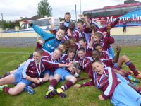 Connacht Cup 2012 Champions