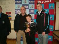 Juvenile Awards Night January 2010