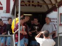 LEAGUE & CUP DOUBLE WINNERS 2009