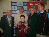 Mervue United Juvenile Awards