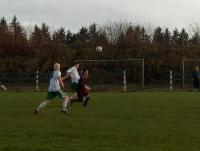 Under 17s Irish Cup v Claremorris