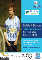 v Salthill Devon 03.05.13