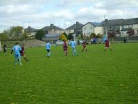 Dynamo Blues 2-4 Mervue Utd