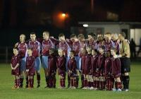 Shelbourne Game 25.03.11