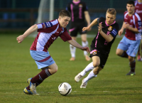 Wexford Youths 1-4 Mervue Utd
