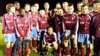 U14's Advance to Irish Cup Final