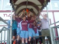 U16 Premier Cup Winners 2012