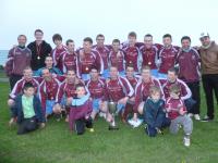 Premier Division Champions 2013