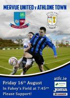 Next Game v Athlone Town