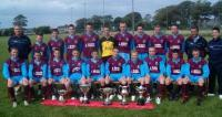 Mervue Under 14s 5 cup winners 2006