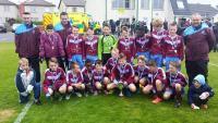 U12 Connacht Cup Winners 2015