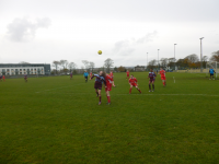 Under 16 B v Arrow Harps