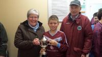 Coley Smyth U14 Premier Division Winners