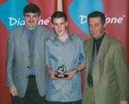 Mervue Utd Player of the Year Awards