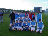 Under 14B League Winners