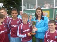 Ned Keogh Cup Winners 2013
