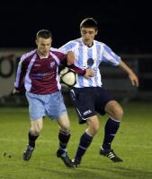 Mervue Utd v Salthill Devon 05.03.11
