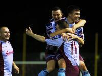 Longford Town 3-2 Mervue Utd