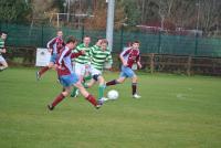 U18's v Castlerea Celtic 16.12.12