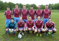 Connacht Cup v Hibs 10.05.15