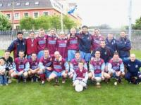 Connacht Junior Cup Winners 2005