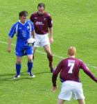 Damian O'Rourke in action v Waterford