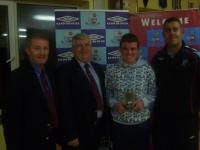 Mervue Utd Juvenile Awards Night 2010
