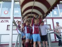 Under 17 Premier Cup Winners