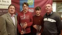 U18 A Awards - Cian Gallagher/Dara Leavy
