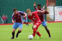 U17 V Sligo Rovers 15.08.15