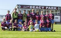 U13 Premier Cup Winners