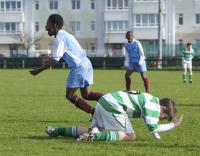 U-12 SFAI Cup v Carrick Utd
