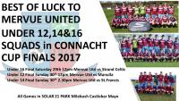 Connacht Cup Finals 2017