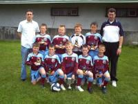 U10 League Winners 2007
