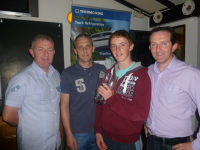 Club Awards Night 2012