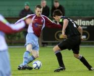Mervue Utd 1-1 Finn Harps