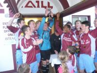 U18 Treble Winners