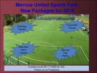 New Packages 2015