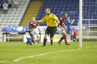 Eoin Martin, in League of Ireland action