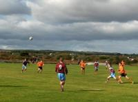 Under 16s Connacht Cup V Barna