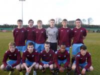 Mervue Utd 0-1 St Kevins Boys