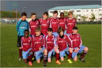 U13 Premier Division Champions 2014/15