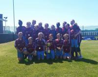 U12 Girls Premier Division Winners