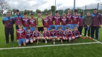 U14 Connacht Cup Winners 2017