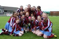 U12 Girls League Winners