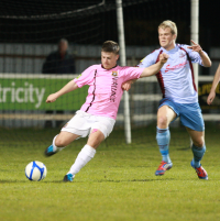 Mervue Utd v Wexford Youths