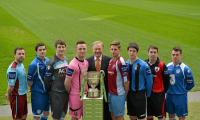 Airtricity League Launch 2013