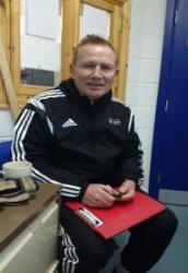 Don O'Riordan - Head Coach