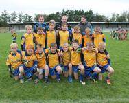 Knockmore U10B Team - Winners